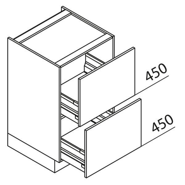 Nolte Küchen Unterschrank Kochstellenschrank KUZ100-90-60-B