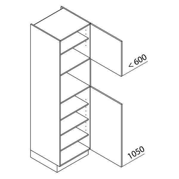 Nolte Küchen Hochschrank Geräteschrank GB210-4-01