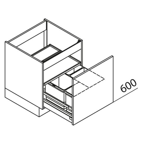 Nolte Küchen Unterschrank Spülenschrank SABD45-60-60-02