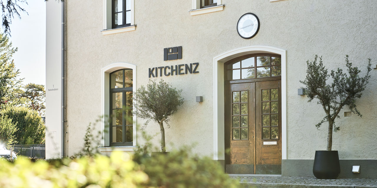 kitchenz Showroom in Seeshaupt am Starnberger See