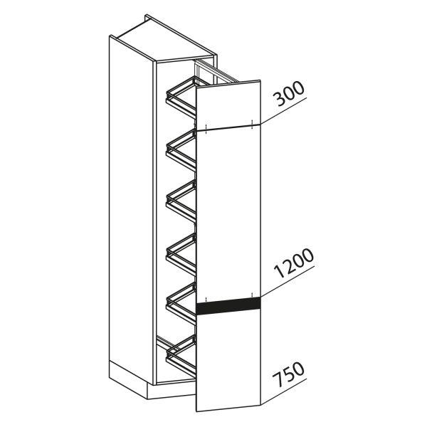 Nolte Küchen Hochschrank Diagonalschrank VDA30-225