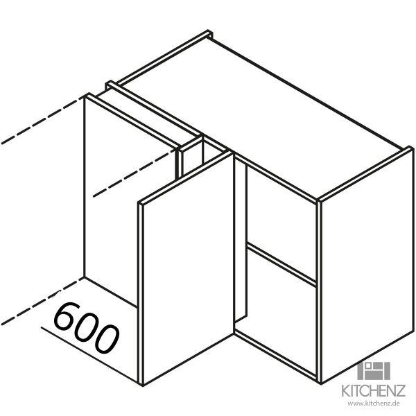 Nolte Küchen Eck Hängeschrank HES90-60-L