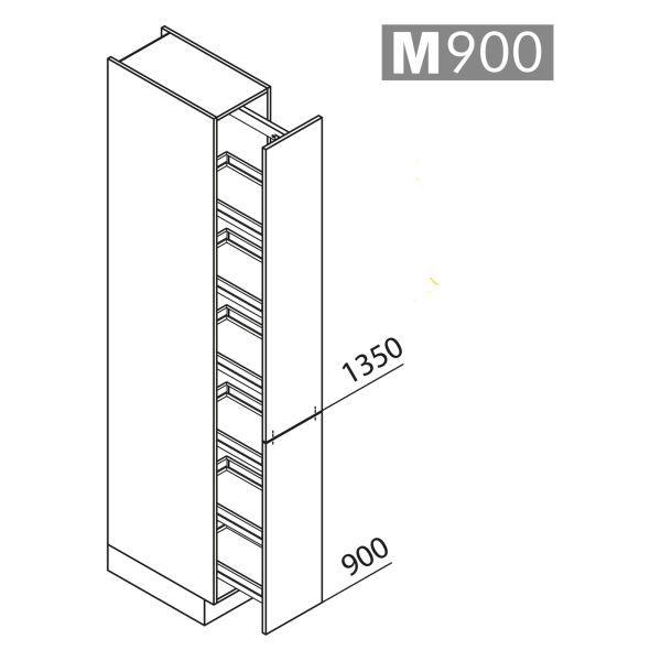 Nolte Küchen Hochschrank VVA40-225-U9
