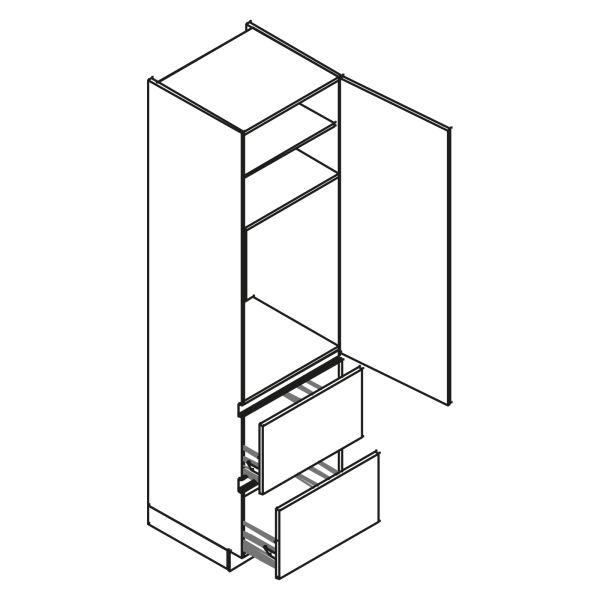kitchenz k1 Geräteschrank AGI17-088Z2