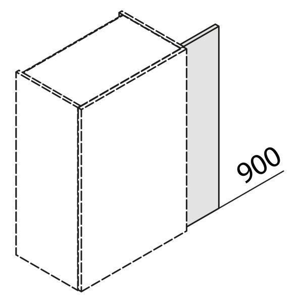 Nolte Küchen Hängeschrank Passleiste HPL1-90