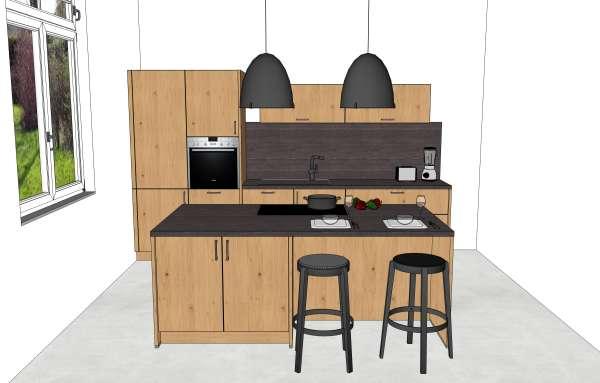 Nolte Küchen Einbauküche Norcia