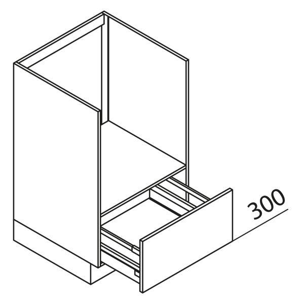 Nolte Küchen Unterschrank Herdschrank UHAZ60-90-60