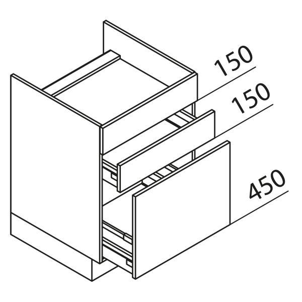 Nolte Küchen Unterschrank Kochstellenschrank KAS80