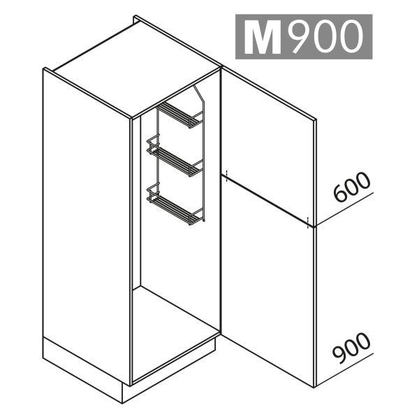 Nolte Küchen Hochschrank Besenschrank VB60-150-U9