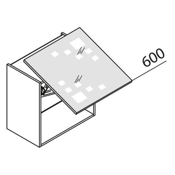 Schwebeklappenschrank mit Glas HLDM90-60