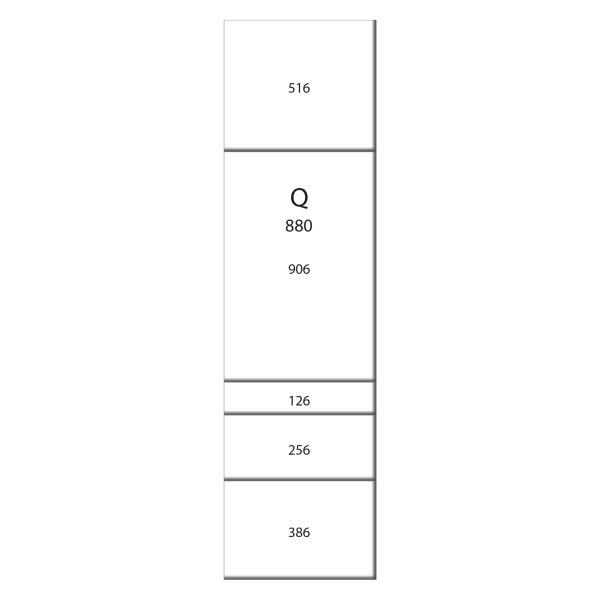 kitchenz k1 Geräteschrank GI17-088SZ2