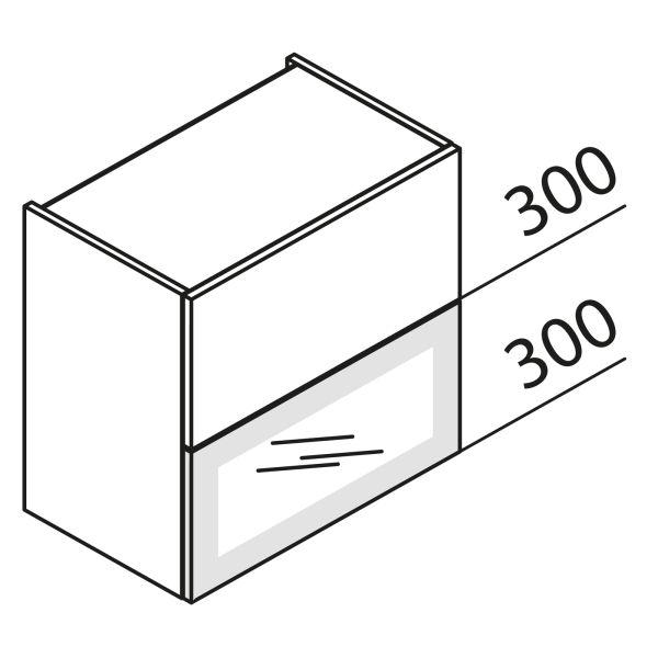Nolte Küchen Hängeschrank Faltklappenschrank mit Glas HFKDPU60-60