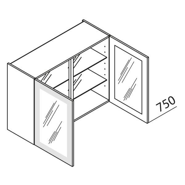 Nolte Küchen Hängeschrank mit Glastür DE HVDE90-75
