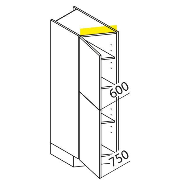 Nolte Küchen Hochschrank Diagonalschrank VDT30-135-10