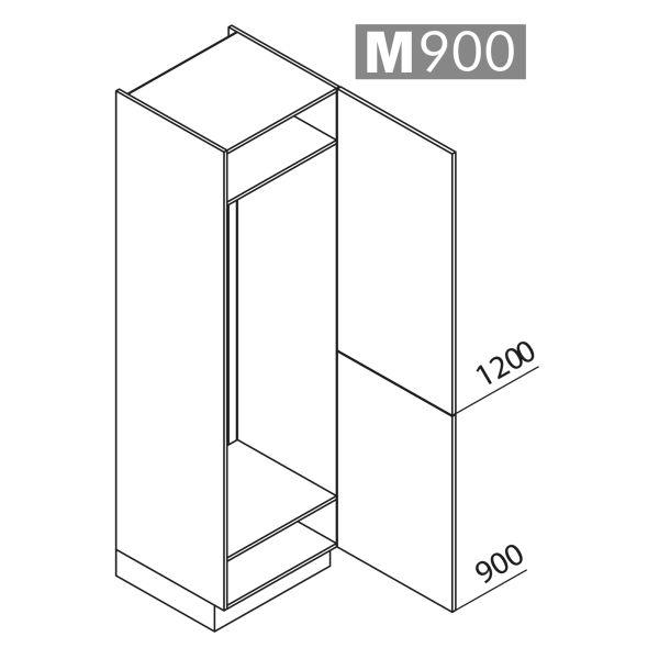 Nolte Küchen Hochschrank Geräteschrank GKG210-159-03