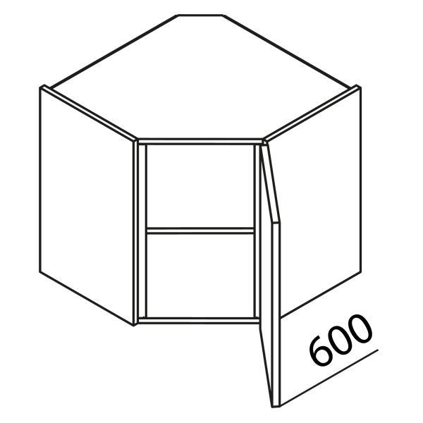 Nolte Küchen Hängeschrank Eckschrank HETE60-60