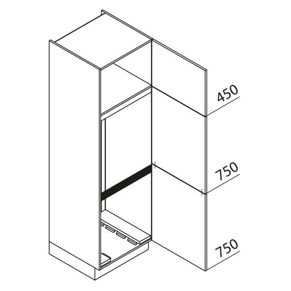 Nolte Küchen Hochschrank Geräteschrank GKU195-140