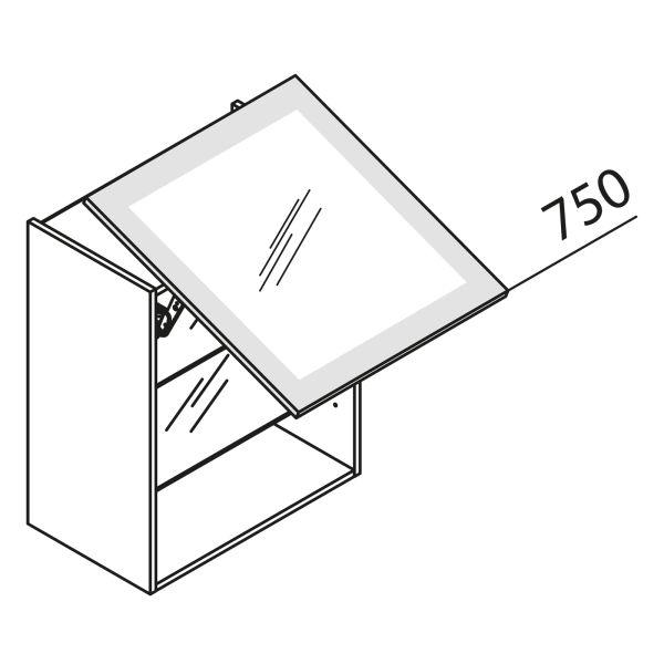 Schwebeklappenschrank HLDE100-75