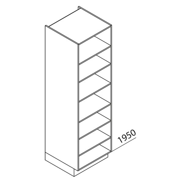 Nolte Küchen Hochschrank Regal SR50-195