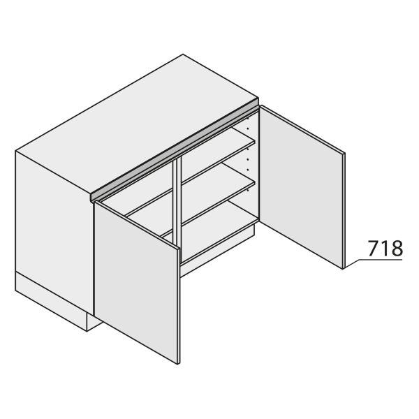 Nolte Küchen MatrixArt Unterschrank YUDD80-75-39