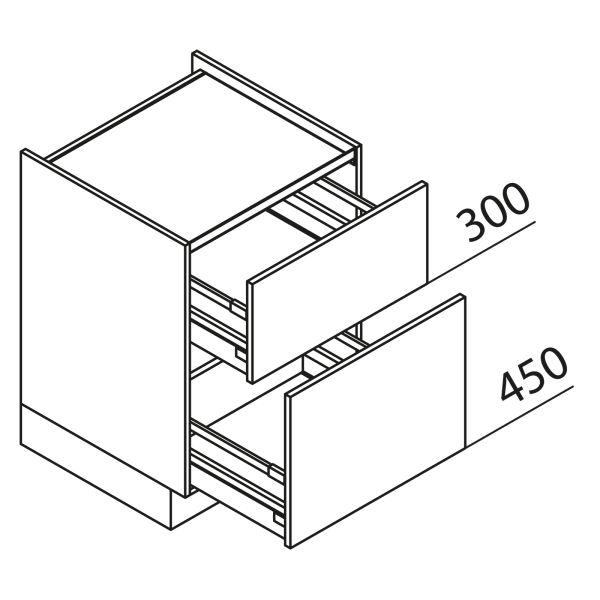 Nolte Küchen Unterschrank Kochstellenschrank KUZ90-H