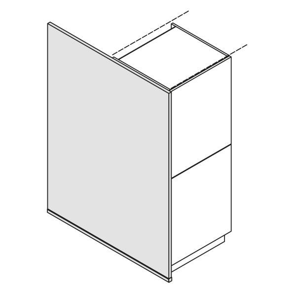 Nolte Küchen Hochschrank Wange Bodentief WA-S150-120
