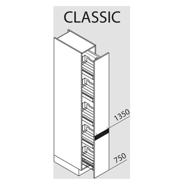 Nolte Küchen Hochschrank VVA40-210
