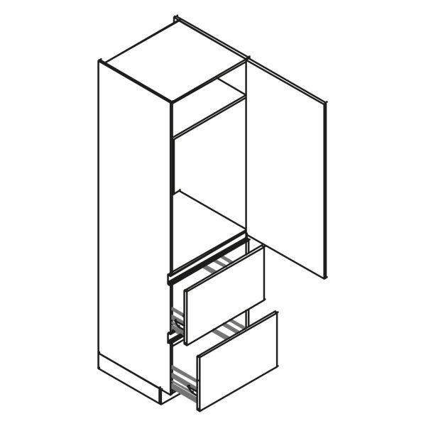 kitchenz k1 Geräteschrank AGI15-088Z2