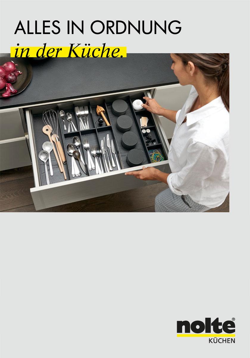 Nolte Küchen Katalog Innenorganisationen