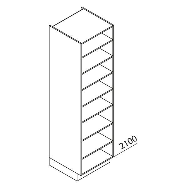 Nolte Küchen Hochschrank Regal SR25-210