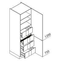 Nolte Küchen Hochschrank VI60-195