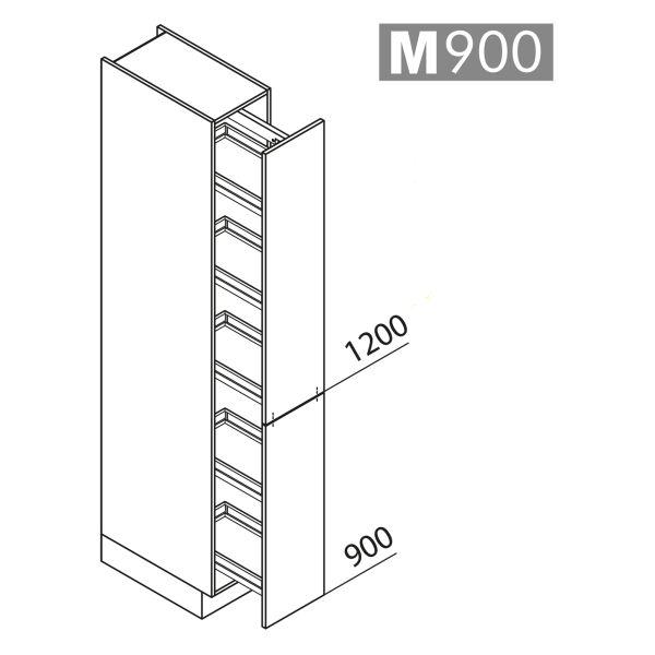 Nolte Küchen Hochschrank VVA30-210-U9