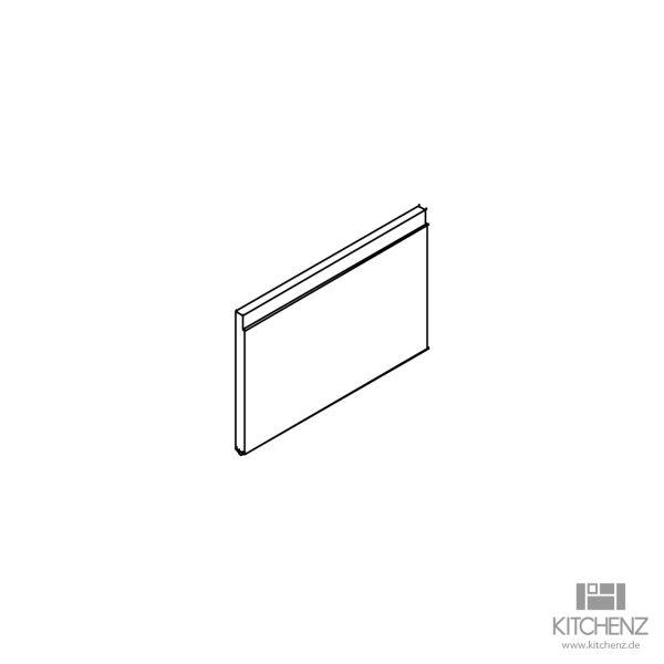 kitchenz k1 Seitensockel SSC (50,7 cm)