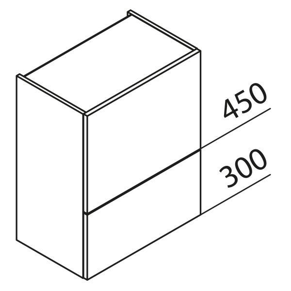 Nolte Küchen Hängeschrank Faltklappenschrank HFK45-75