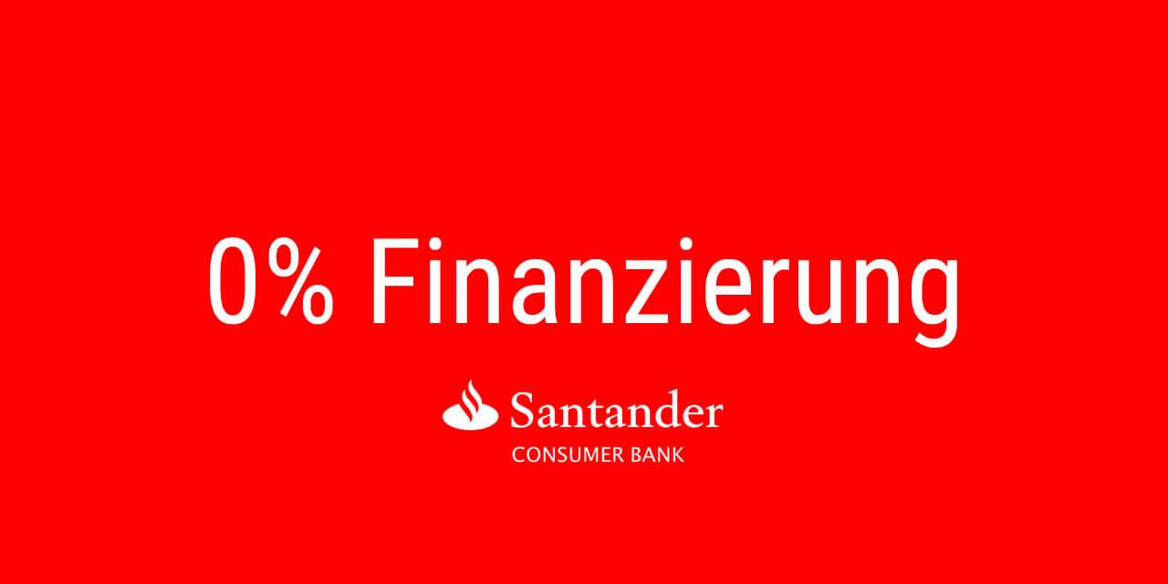 Mit unserer 0% Finanzierung zu Ihrer Traumküche