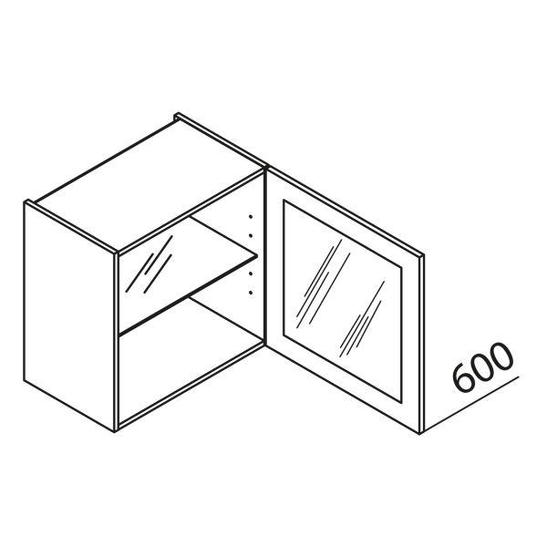 Nolte Küchen Hängeschrank mit Glastür HVDF60-60