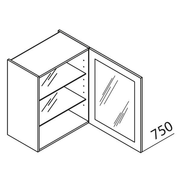 Nolte Küchen Hängeschrank mit Glastür DS HVDS45-75