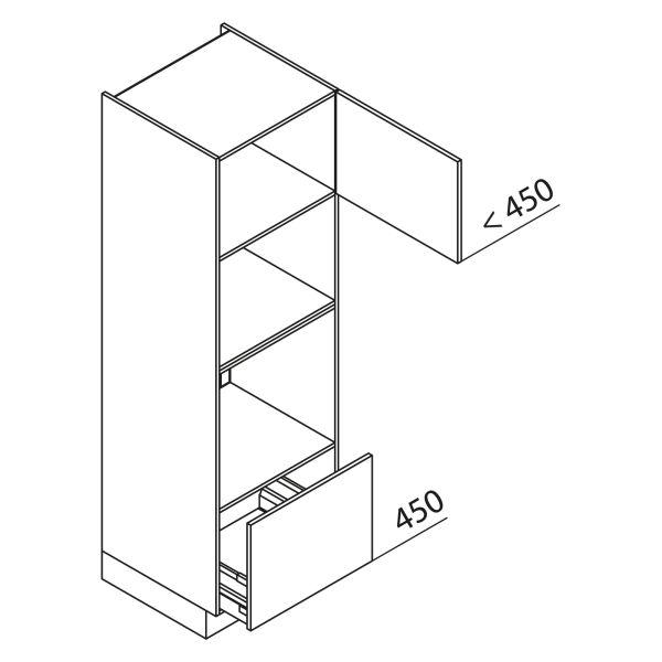 Nolte Küchen Hochschrank Geräteschrank GBBA195-3-4-01