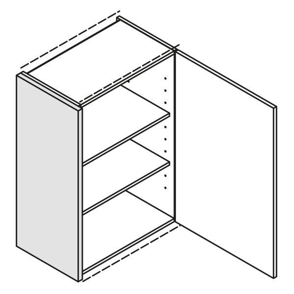 Nolte Küchen Hängeschrank Wange W16-H90