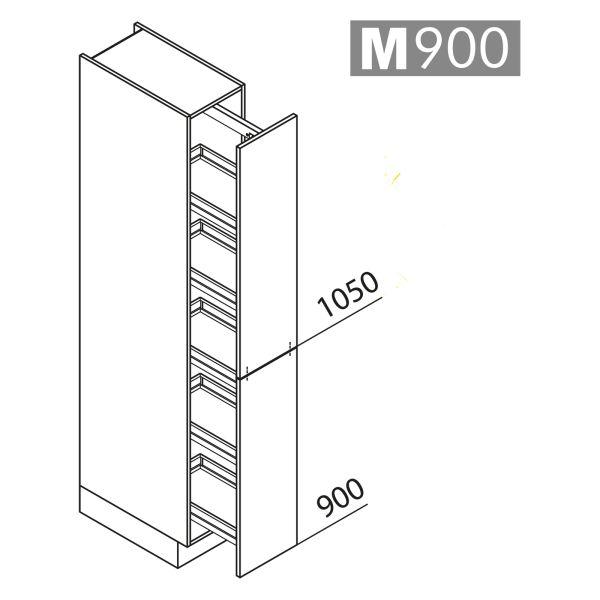 Nolte Küchen Hochschrank VVA40-195-U9