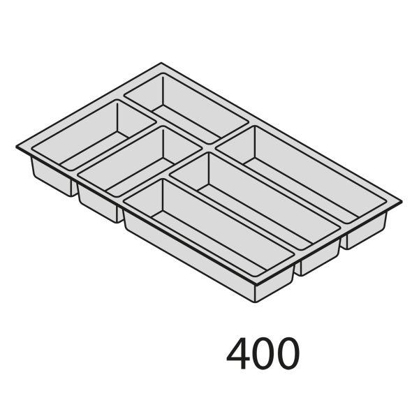 Nolte Küchen Besteckeinsatz Kunststoff BEI40