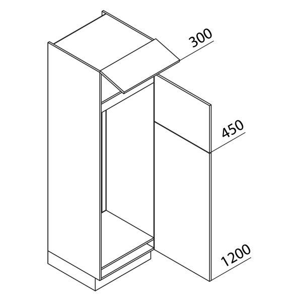 Nolte Küchen Hochschrank Geräteschrank GKG195-145