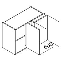 Nolte Küchen Hängeschrank Eckschrank HES80-60