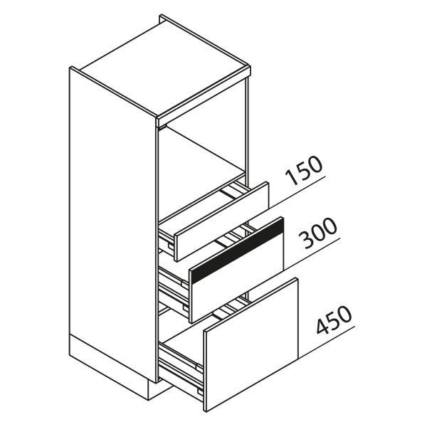 Nolte Küchen Hochschrank Geräteschrank GBZ150-2
