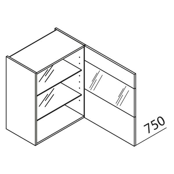 Nolte Küchen Hängeschrank mit Glas HVQ40-75