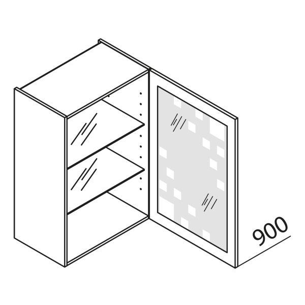 Nolte Küchen Hängeschrank mit Glastür HVDM50-90