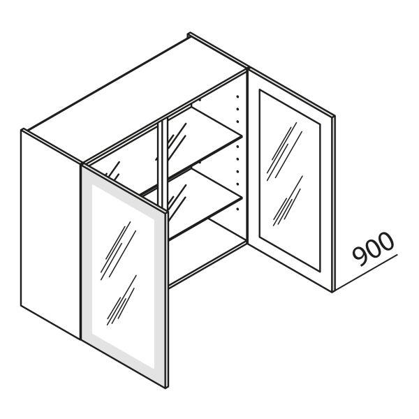 Nolte Küchen Hängeschrank mit Glastür DS HVDS80-90