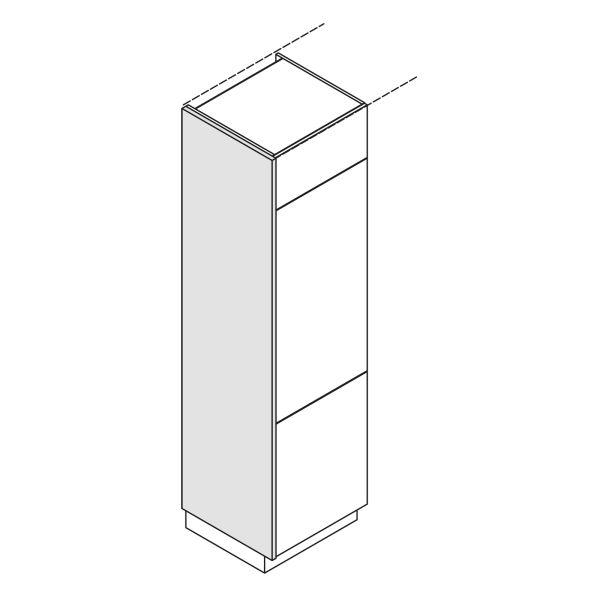 Nolte Küchen Hochschrank Wange Korpushöhe W5-ZE225-60