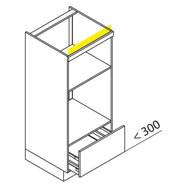 Nolte Küchen Hochschrank Geräteschrank GBBA135-3-4