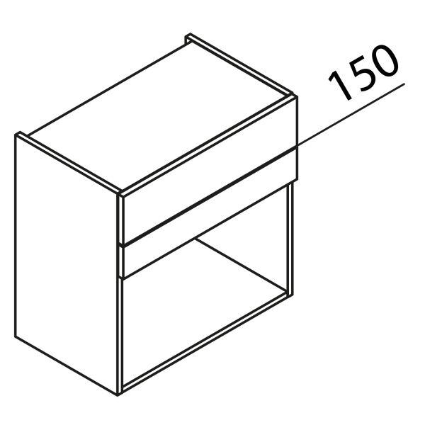 Nolte Küchen Hängeschrank für Mikrowelle HM60-60-399